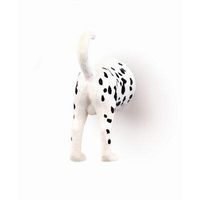 Kikkerland Dog Butt Magnet (Set of 6)