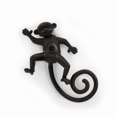 Kikkerland Monkey Cable Photo Holder (Set of 4)