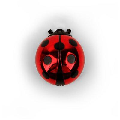 Kikkerland Ladybug Lip Gloss