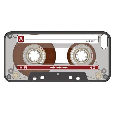 Kikkerland Lenticular iPhone 5 Cassette Case