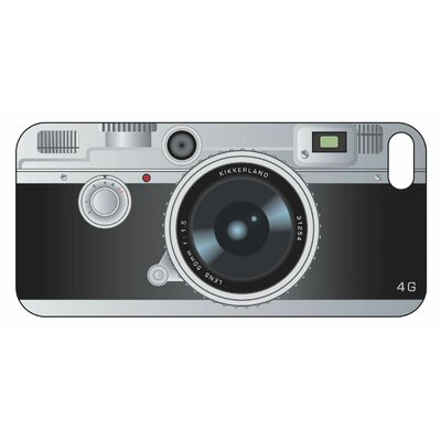 Kikkerland Lenticular iPhone 5 Camera Case