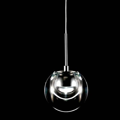 Kundalini Dew Pendant Lamp in Transparent