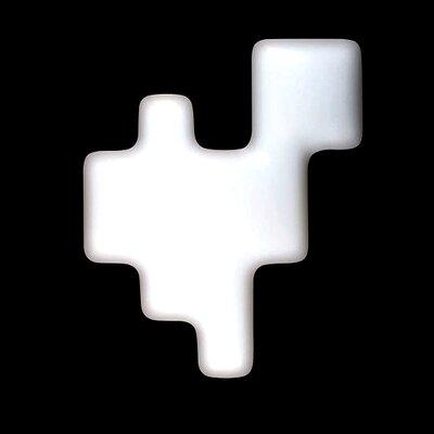 Kundalini Pixel Wall Lamp / Flush Mount