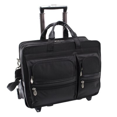 McKlein USA P Series Clinton Laptop Catalog Case