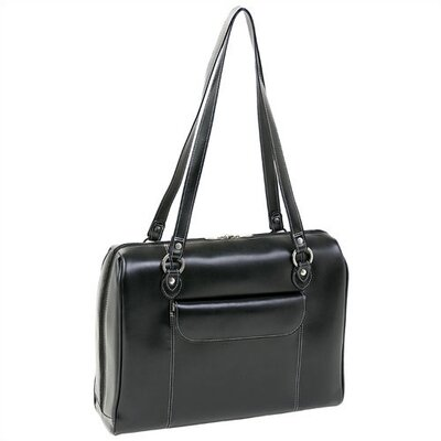 L Series Glenview Leather Ladies' Laptop Case
