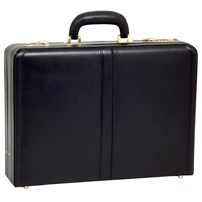 McKlein USA V Series Harper Leather Attaché Case