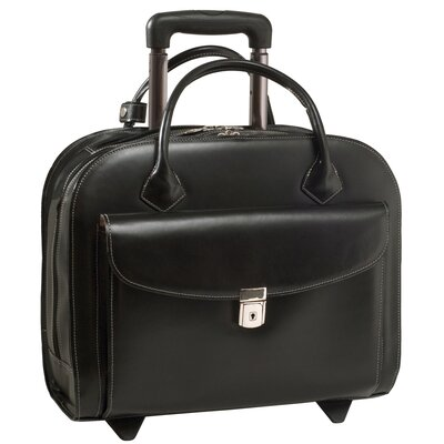 McKlein USA Granville Wheeled Ladies' Laptop Case