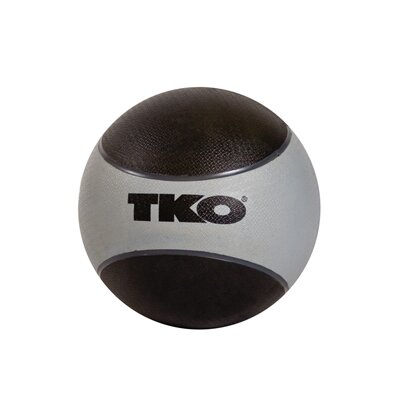 TKO Sports Rubber Medicine Ball