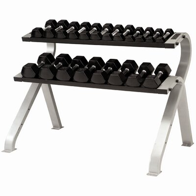 TKO Sports Commercial Hex Dumbbell Rack