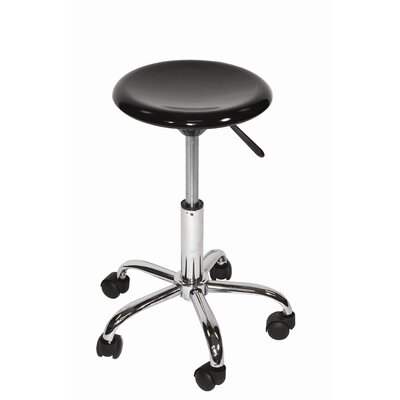Martin Universal Design Height Adjustable Stool with Casters