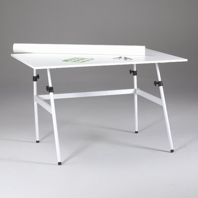 Martin Universal Design Berkeley Maxum Melamine Surface Drafting Table