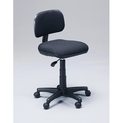 Martin Universal Design Lafayette Low-Back Office Chair without Arms
