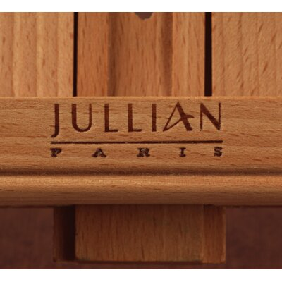 Martin Universal Design Jullian Full Size Wooden French Sketch Box Easel in Elm Wood