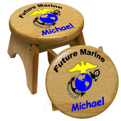 Holgate Toys Future Marine Kid's Stool