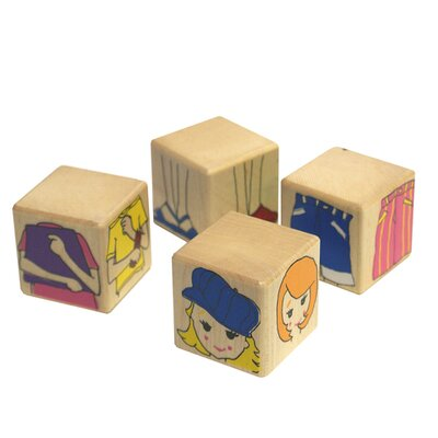 Holgate Toys Mix and Match Me Blocks