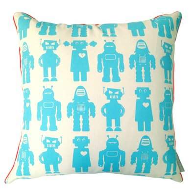 Aimee Wilder Designs Robot Pillow
