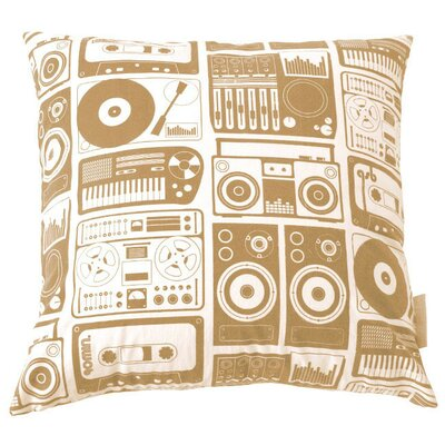 Analog Nights Pillow