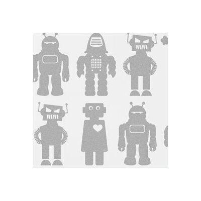 Aimee Wilder Designs Big Robots Wallpaper