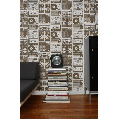 Aimee Wilder Designs Analog Nights Wallpaper