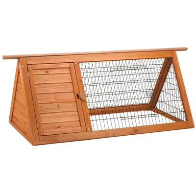 Premium Backyard Small Animal Hutch