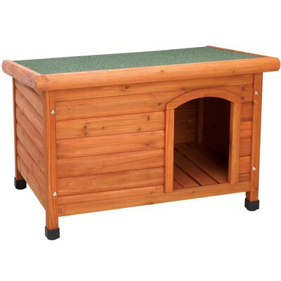 Go Back > Gallery For > Simple Flat Roof Dog House Plans