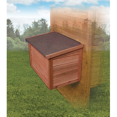 Ware Mfg Premium+ Chick-N-Nest Box