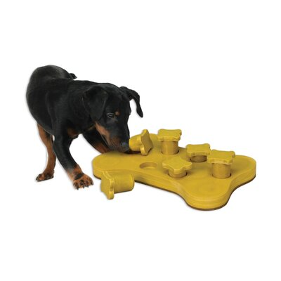 Ware Mfg Dog-E-Logic Interactive Dog Toy