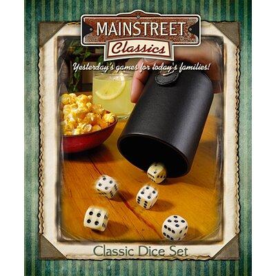 Main Street Classics Dice Set