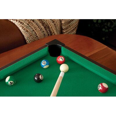 Main Street Classics 2' Table Top Pool Table