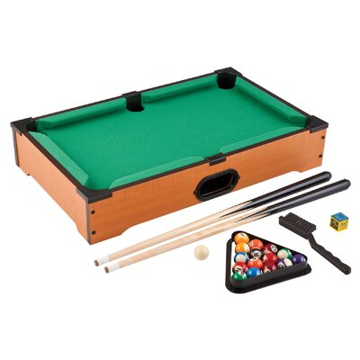 Main Street Classics Table Top Billiards