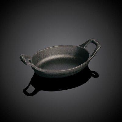 Staub Mini Oval 8 oz. Baking/Roasting Dish