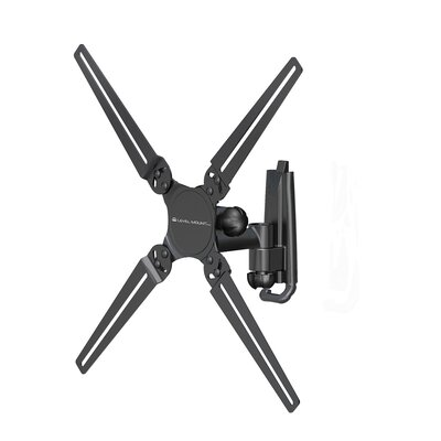 "Level Mount Full Motion Mount with 6.5"" Extension (10"" - 32"" Screens)"