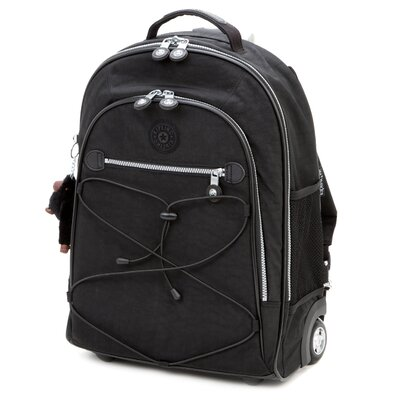 <strong>Kipling</strong> Basic Solid Sausalito Wheeled Backpack