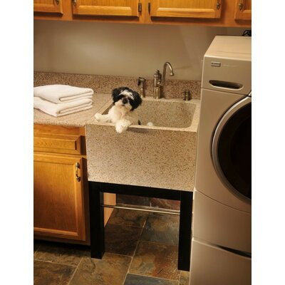 Deep Sinks For Laundry Rooms : ... beige reliance 25 x 22 jentle jet laundry charm deep laundry sink