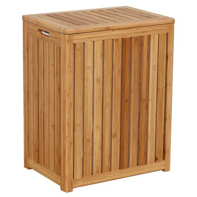 Spa Style Laundry Hamper