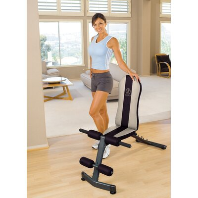 Marcy Slant Board Adjustable Utility Bench