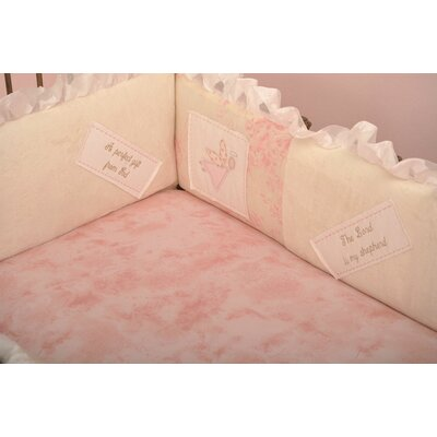 Cotton Tale Heaven Sent Girl Crib Bedding Collection
