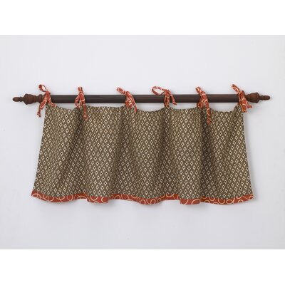 Cotton Tale Peggy Sue Cotton Curtain Valance