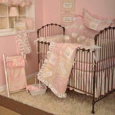 Cotton Tale Heaven Sent Girl Crib Bedding Collection