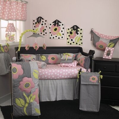 Cotton Tale Poppy Crib Bedding Collection