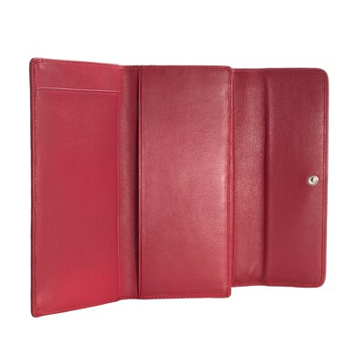 Tony Perotti Oronero Ladies Executive Checkbook Wallet
