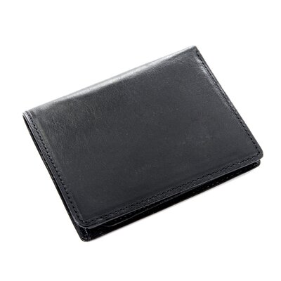 Italico Ultimo Front Pocket Wallet with I.D. Flap Card Case