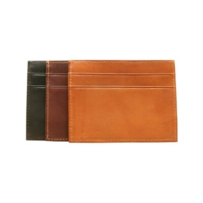 Tony Perotti The Green Collection Prima Weekend Wallet with ID Window