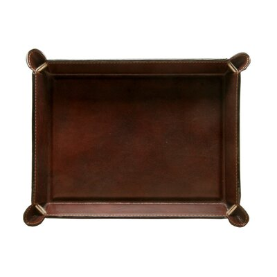 Tony Perotti Italico Ultimo Grande Leather Travel Tray
