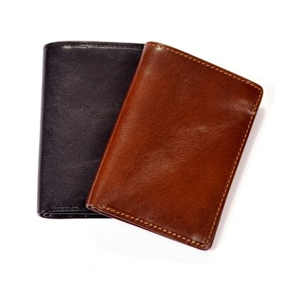 Tony Perotti Ultimo Front Pocket Wallet with I.D. Window