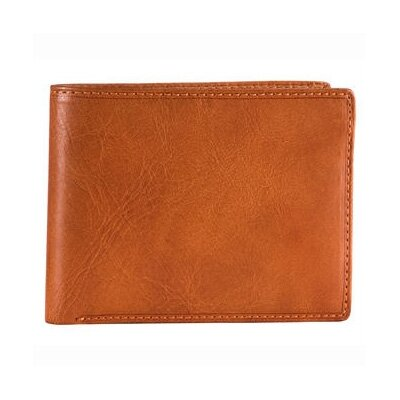 Tony Perotti The Green Collection Prima Bi-Fold with Front ID Flap