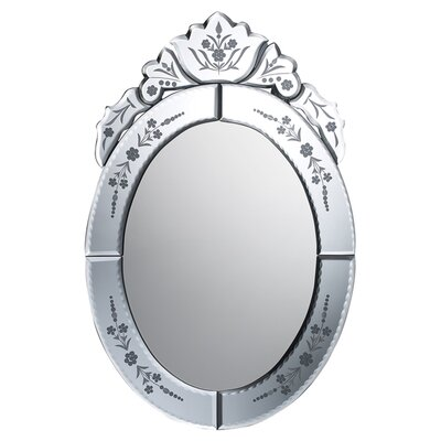 "<strong>Dimond Lighting</strong> 20"" H x 12"" W Kingstree Mirror"