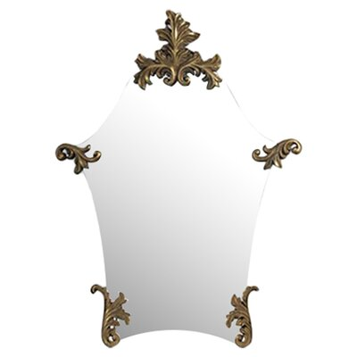 "<strong>Dimond Lighting</strong> Monroe 41"" H x 22"" W Dimond Lighting Mirror"