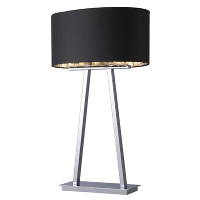 "Dimond Lighting Trump Home Empire 31"" H Table Lamp with Drum Shade"