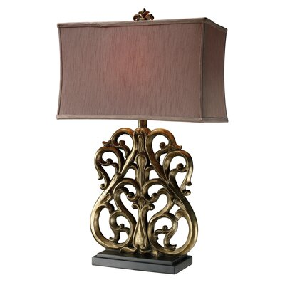 Dimond Lighting Roseville 1 Light Table Lamp